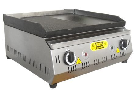 Grill electric de banc 700x500x250mm